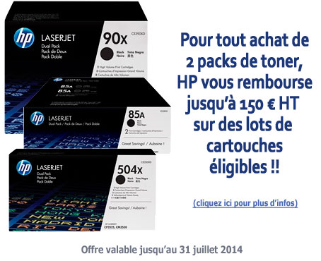 Promotion HP
