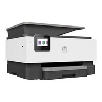 Multifonction HP Officejet Pro 9010 All-in-One A4 Jet d'Encre Couleur - 250 Feuilles - 3UK83B