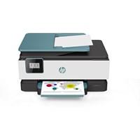 HP OfficeJet 8015 blue 3-in-One  - 4KJ69B