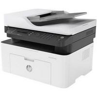 HP Laser MFP 137fnw Printer  - 4ZB84A#B19