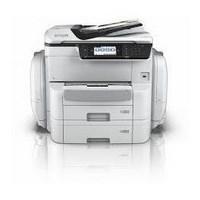 Imprimante Epson WorkForce Pro WF-C8690DTWF multifonctions - couleur - jet d'encre - A3 - C11CG68401BB
