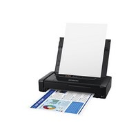 Imprimante Workforce EPSON WF-110W - couleur jet d'encre - A4/Legal - 5 760 x 1 440 ppp - C11CH25401