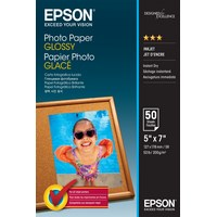 Paper/Photo EPSON Glossy 13x18cm 50 sheet  - C13S042545