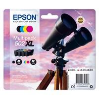Pack de 4 Encres Epson 502XL - Série Jumelles