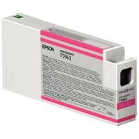 Encre Epson Magenta Vif C13T596300 Pour Stylus Pro 7890, Pro 7900, Pro 9890, Pro - T596300