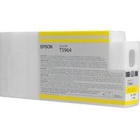 Encre Epson Jaune C13T596400 Pour Stylus Pro 7890, Pro 7900, Pro 9890, Pro - T596400