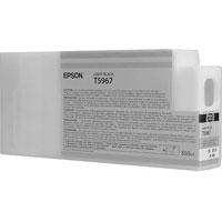 Encre Epson  - Gris - 350 ml pour Stylus Pro 7890, Pro 7900, Pro 9890, Pro 9900 - T596700
