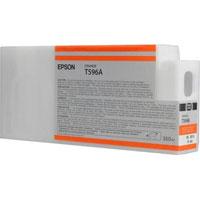 Encre Epson Orange C13T596A00 Pour Stylus Pro 7900, Pro 7900 AGFA, Pro 9900, Pro - T596A00