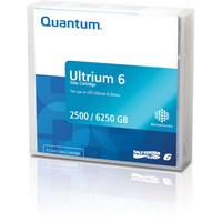 Cartouche Quantum LTO-6 Ultrium 2.5/6.25 To MP - MR-L6MQN-03