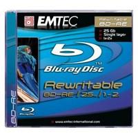 Media de Stockage Emtec Blu-Ray  25Go - ECOBDRE2512JC