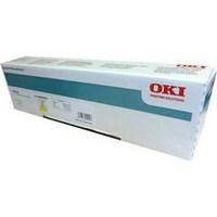 OKI - Jaune - originale - cartouche de toner - pour ES 8433dn - 46443117