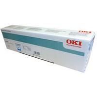 Toner OKI  Cyan original  pour ES 8433dn - 46443119