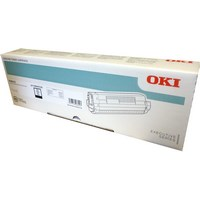 Toner OKI - Noir - original pour ES 8433dn - 46443120