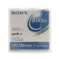 Cartouche Sony LTO3 Ultrium 400/800GB - LTX400GN