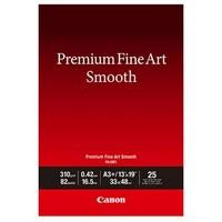 Paper/FA-SM1 CANON FineArt Smooth A4 25sh - 1711C001